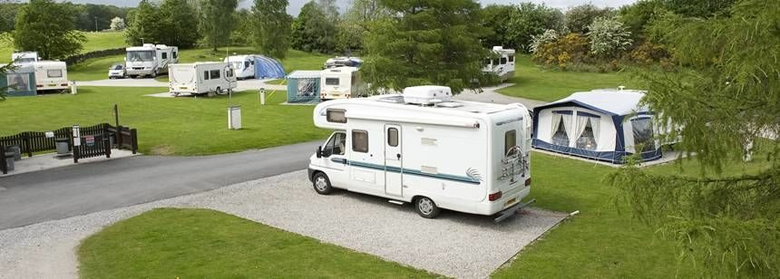 Camping caravanas