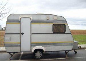 caravana normal o convencional