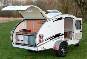 Mini caravana