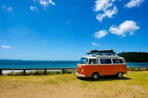 Surf furgoneta camper